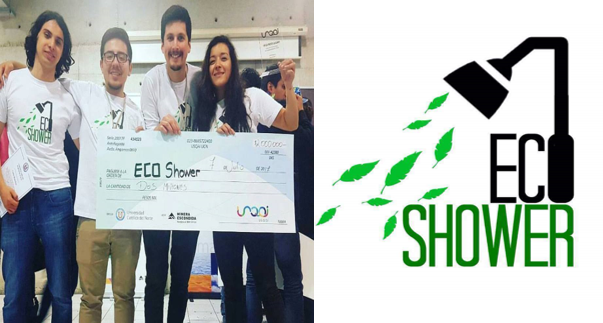 Equipo Eco Shower